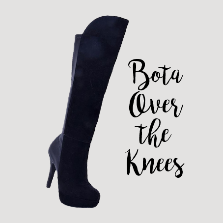 bota over the knees