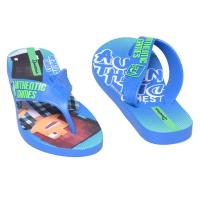 Chinelo Infantil Grendene Authentic Game - Azul 26306-20764