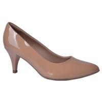 Sapato Scarpin Piccadilly - Nude 745035-208